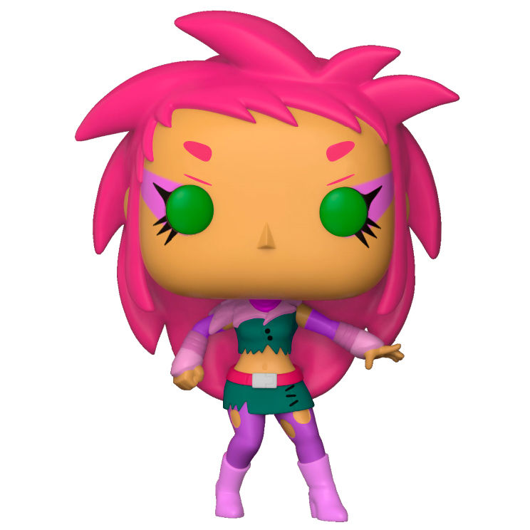 Photo du produit FUNKO POP STARFIRE - TEEN TITANS GO! THE NIGHT BEGINS TO SHINE
