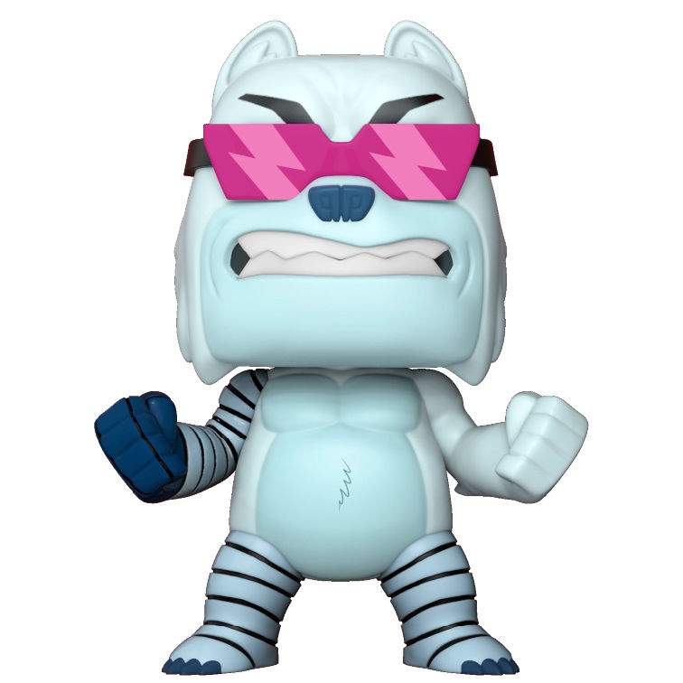 Photo du produit FUNKO POP CEE-LO BEAR- TEEN TITANS GO! THE NIGHT BEGINS TO SHINE