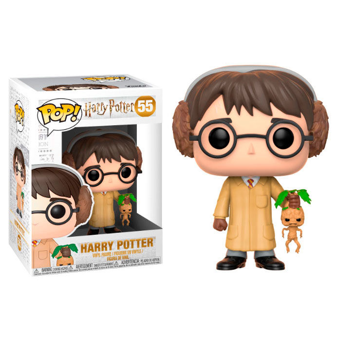 Photo du produit HARRY POTTER FUNKO POP HARRY POTTER HERBOLOGY