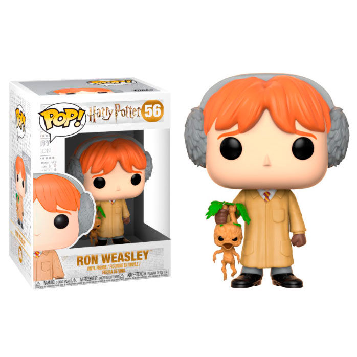 Photo du produit HARRY POTTER FUNKO POP RON WEASLEY  HERBOLOGY