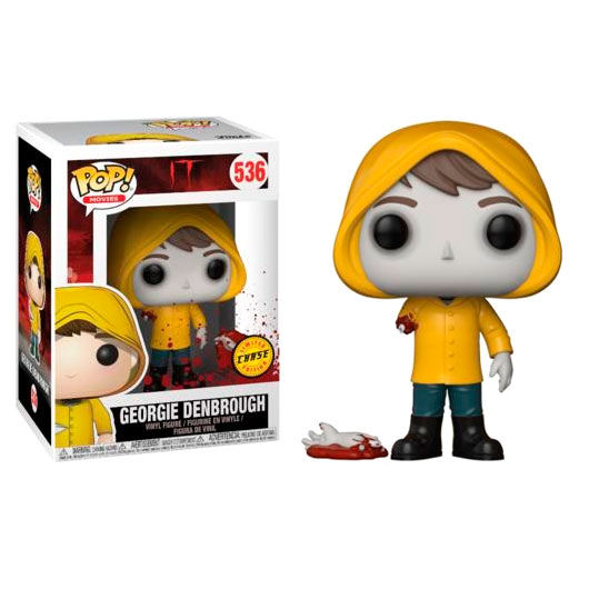 Photo du produit FIGURINE FUNKO POP IT GEORGIE WITH BOAT CHASE EXCLUSIVE