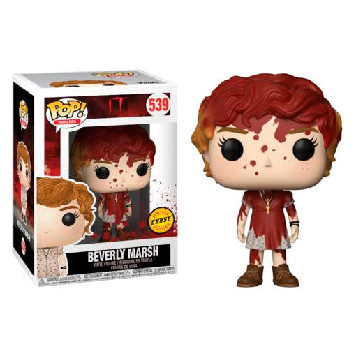 Photo du produit FUNKO POP IT BEVERLY WITH KEY NECKLACE SERIES 2 CHASE EXCLUSIVE