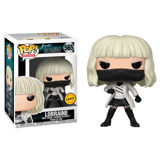 Photo du produit FUNKO POP ATOMIC BLONDE LORRAINE CHASE EXCLUSIVE