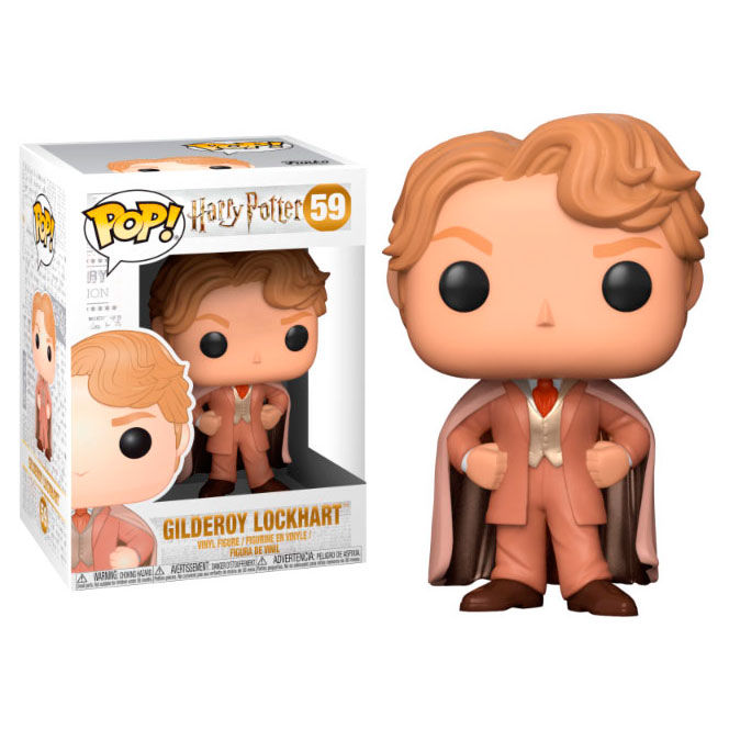 Photo du produit HARRY POTTER FUNKO POP GILDEROY LOCKHART