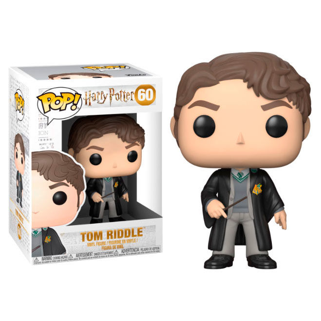 Photo du produit HARRY POTTER FUNKO POP TOM RIDDLE