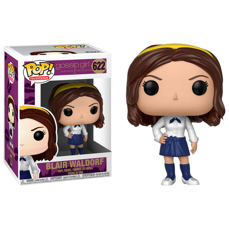 Photo du produit FUNKO POP GOSSIP GIRL BLAIR WALDORF