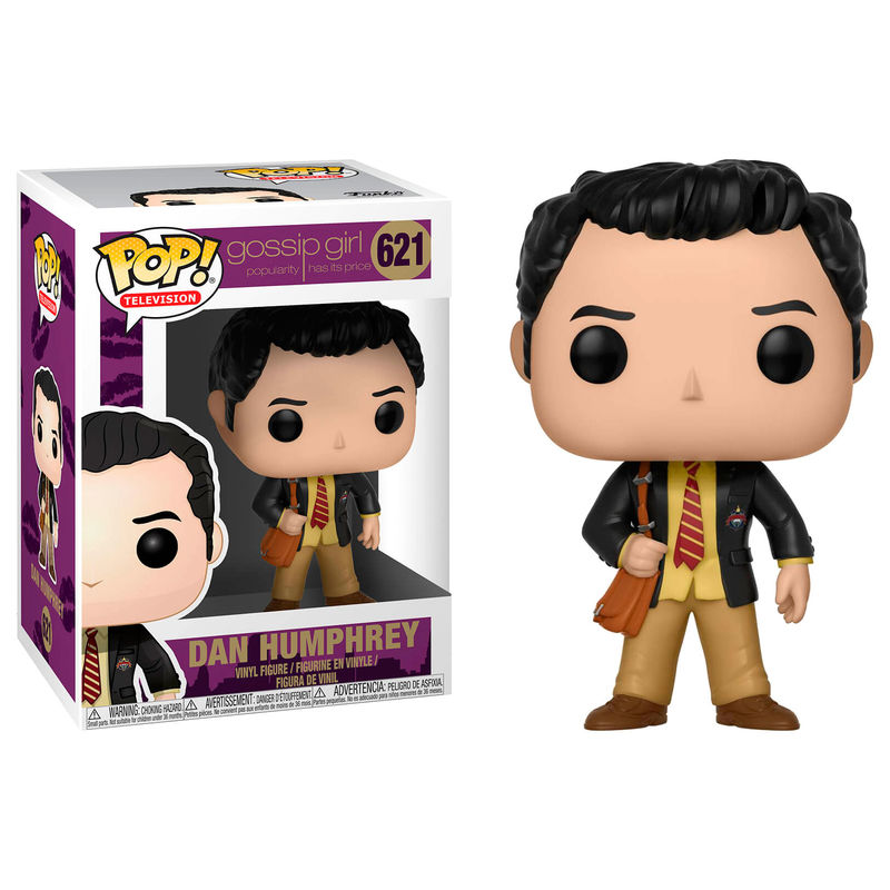 Photo du produit FUNKO POP GOSSIP GIRL DAN HUMPHREY