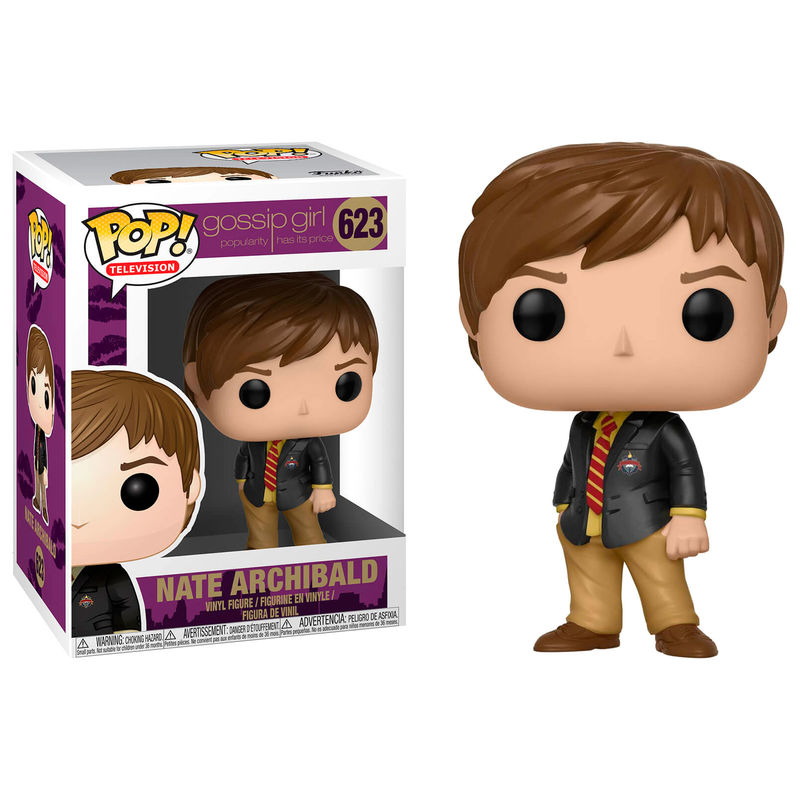 Photo du produit FUNKO POP GOSSIP GIRL NATE ARCHIBALD