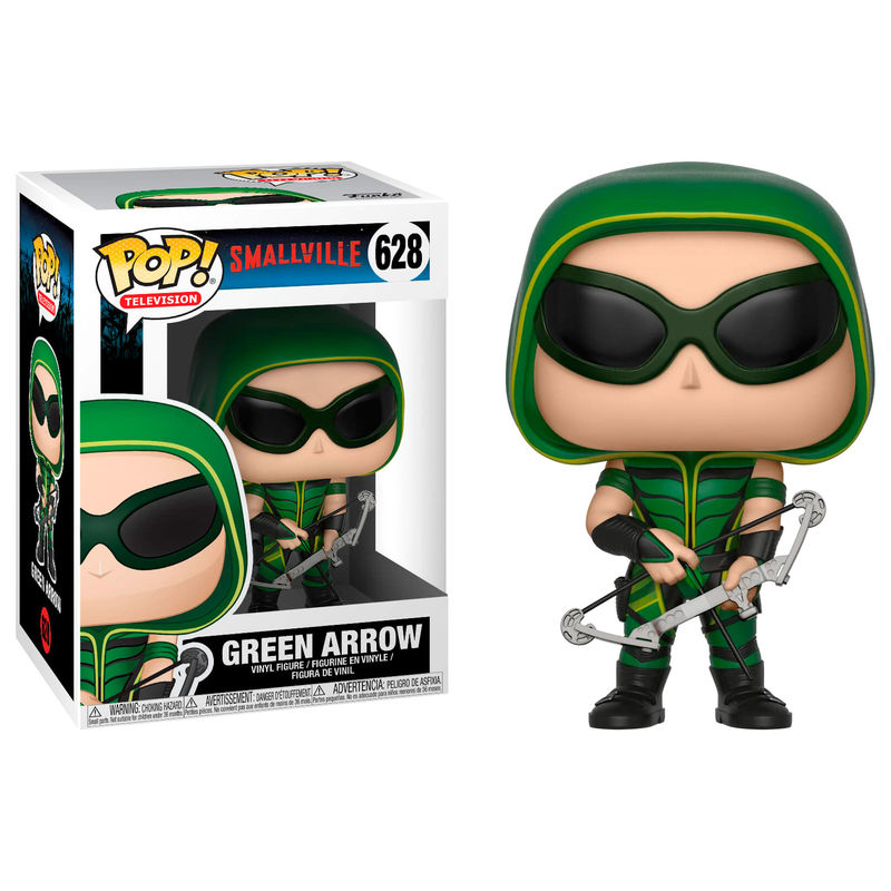 Photo du produit FUNKO POP SMALLVILLE GREEN ARROW