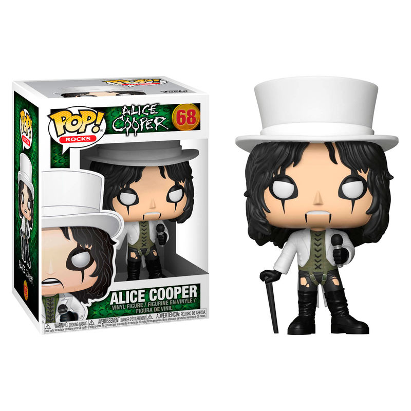 Photo du produit FUNKO POP ALICE COOPER