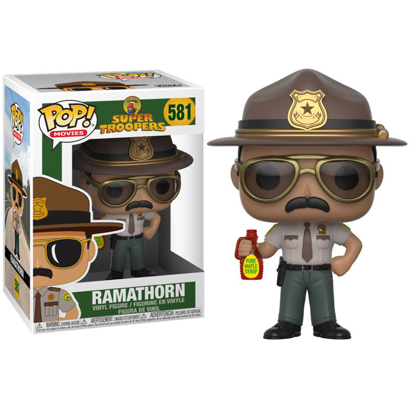 Photo du produit FUNKO POP SUPER TROOPERS RAMATHORN