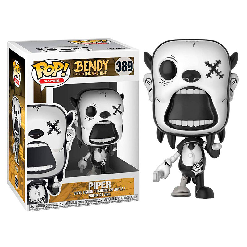 Photo du produit FUNKO POP BENDY & THE INK MACHINE PIPER