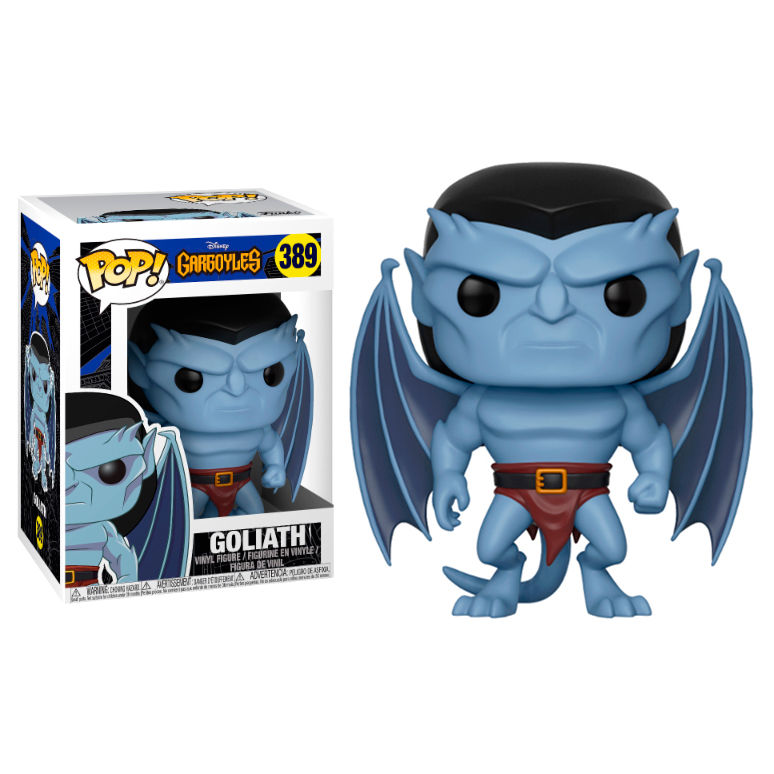 Photo du produit DISNEY FIGURINE FUNKO POP GARGOYLES GOLIATH