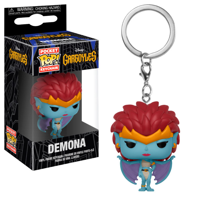 Photo du produit DISNEY POCKET POP GARGOYLES DEMONA