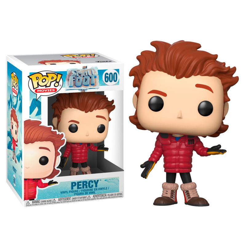 Photo du produit FUNKO POP SMALLFOOT PERCY