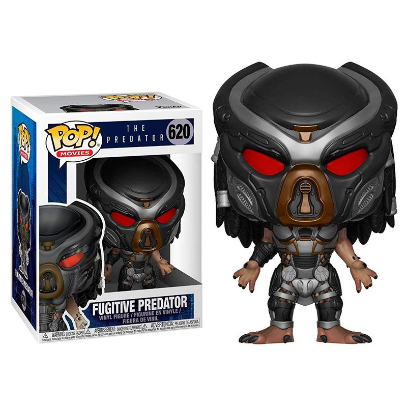 Photo du produit FIGURINE FUNKO POP THE PREDATOR