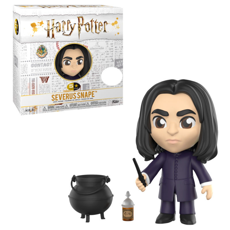 Photo du produit FUNKO 5 STAR HARRY POTTER SNAPE VINYL EXCLUSIVE