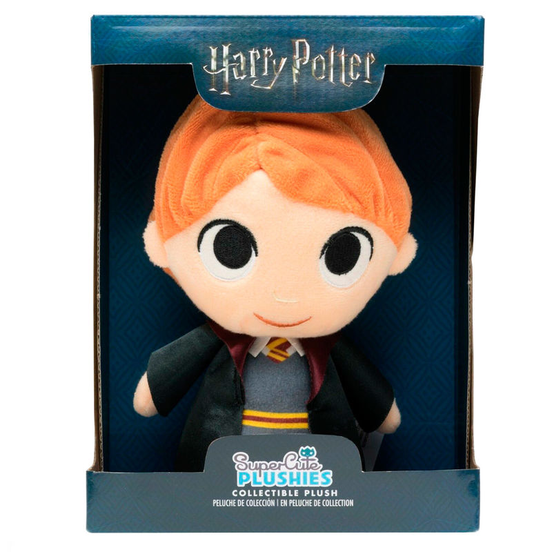Photo du produit PELUCHE HARRY POTTER RON EXCLUSIVE 18CM