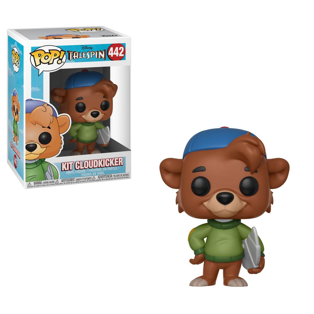 Photo du produit DISNEY TALESPIN SUPER BALOO FUNKO POP KIT CLOUDKICKER