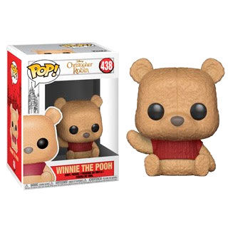 Photo du produit FUNKO POP DISNEY WINNIE L'OURSON CHRISTOPHER ROBIN WINNIE