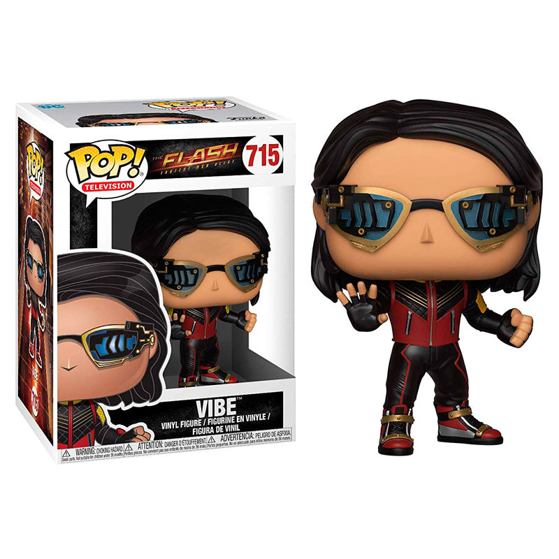 Photo du produit FUNKO POP DC COMICS THE FLASH VIBE