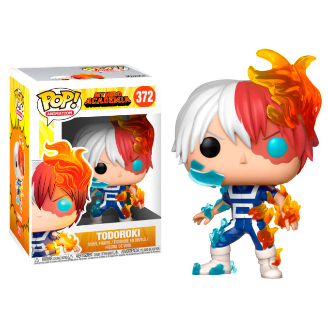 Photo du produit FIGURINE FUNKO POP MY HERO ACADEMIA TODOROKI