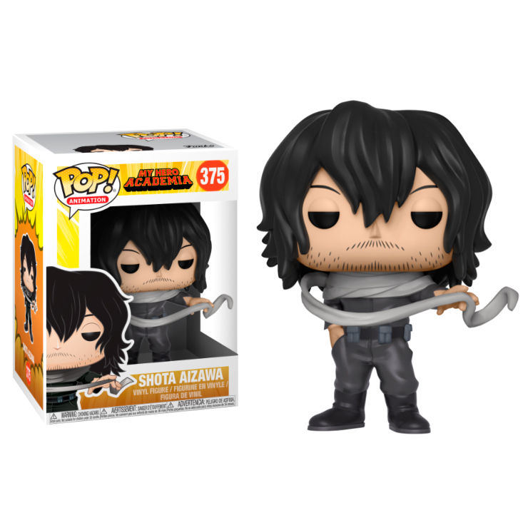 Photo du produit FIGURINE FUNKO POP MY HERO ACADEMIA SHOTA AIZAWA