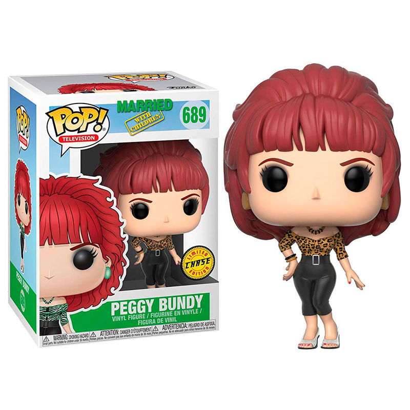 Photo du produit FIGURINE FUNKO POP MARRIED WITH CHILDREN PEGGY CHASE EXCLUSIVE