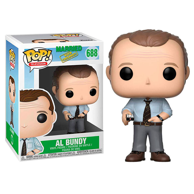 Photo du produit FIGURINE FUNKO POP MARIES DEUX ENFANTS AL BUNDY