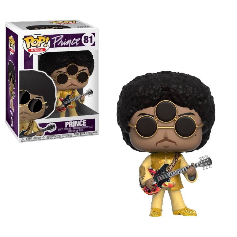 Photo du produit FIGURINE FUNKO POP PRINCE 3RD EYE GIRL