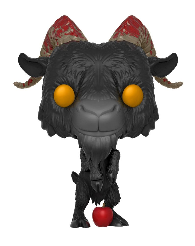 Photo du produit THE WITCH FIGURINE FUNKO POP! HORROR VINYL BLACK PHILLIP