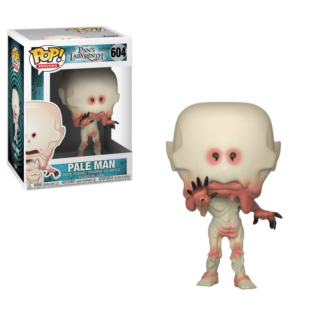Photo du produit LE LABYRINTHE DE PAN FIGURINE FUNKO POP! HORROR PALE MAN