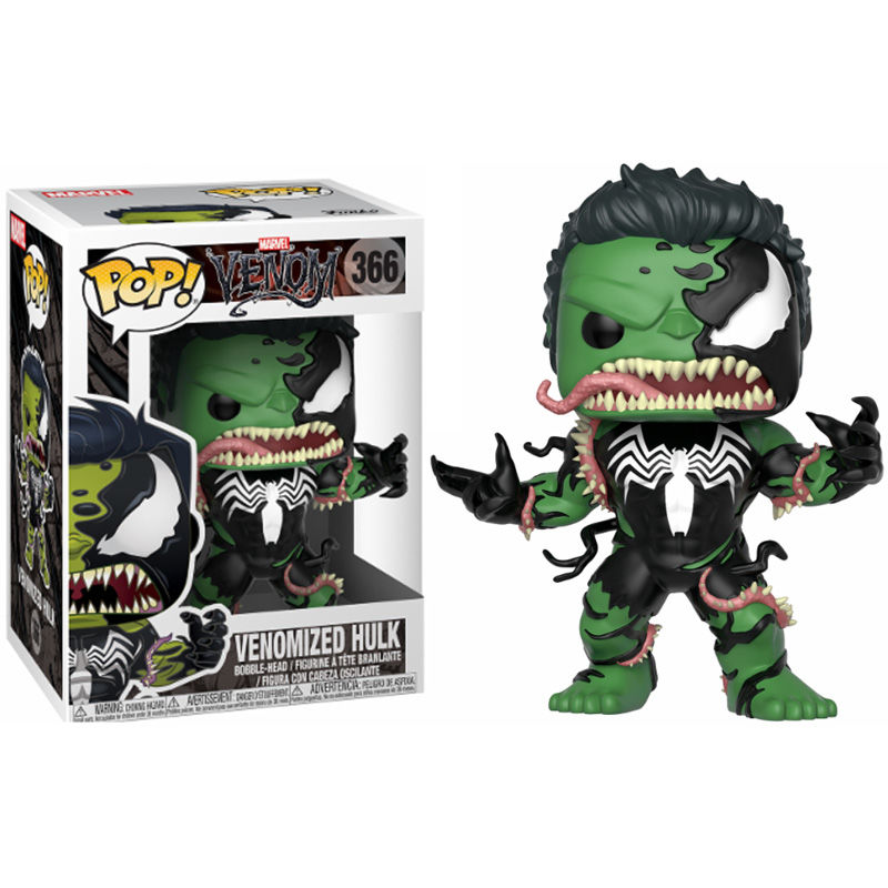 Photo du produit FUNKO POP MARVEL VENOM VENOMIZED HULK