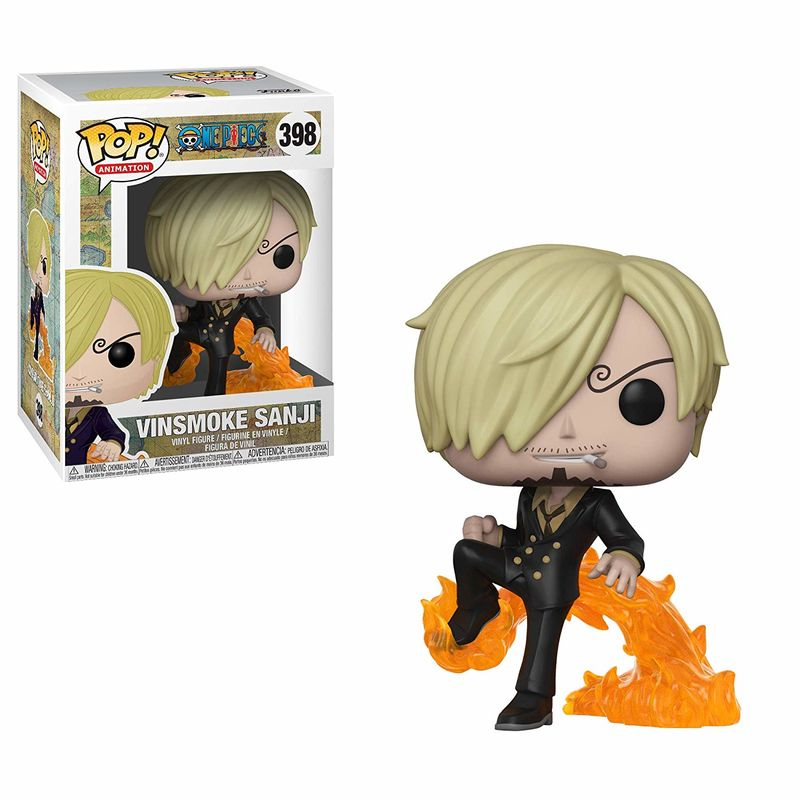 Photo du produit FIGURINE FUNKO POP ONE PIECE VINSMOKE SANJI
