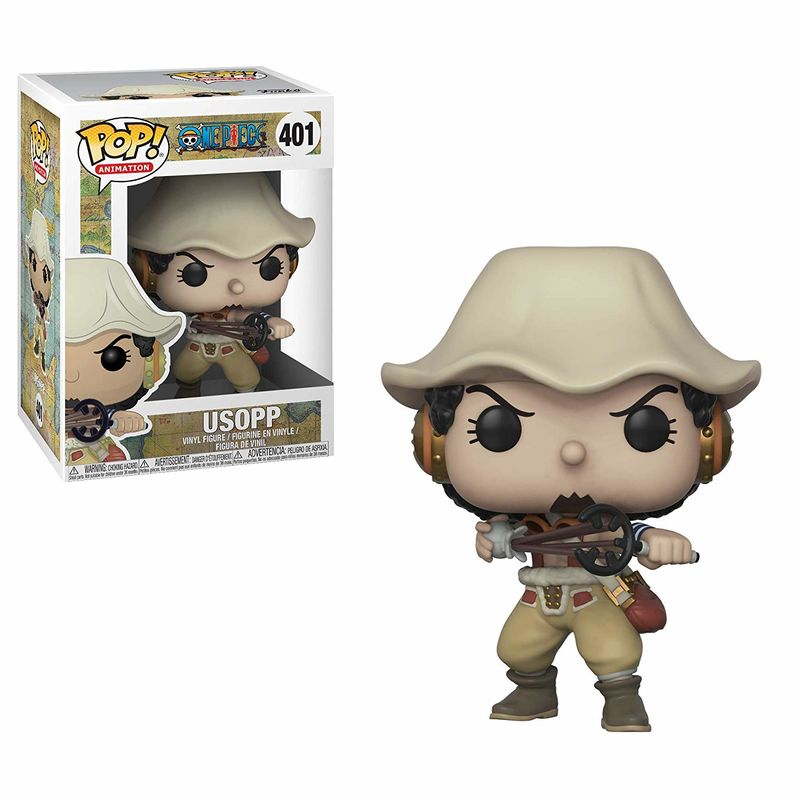 Photo du produit FIGURINE FUNKO POP ONE PIECE USOPP