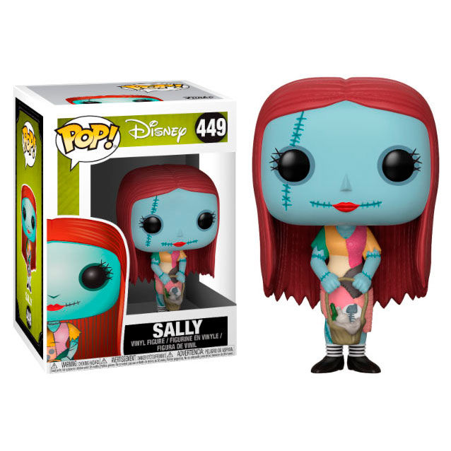 Photo du produit L´ÉTRANGE NOËL DE MR. JACK FIGURINE POP! MOVIES VINYL SALLY