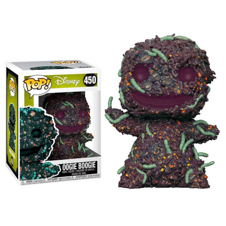 Photo du produit L´ÉTRANGE NOËL DE MR. JACK FIGURINE POP! MOVIES VINYL OOGIE BOOGIE (BUGS)