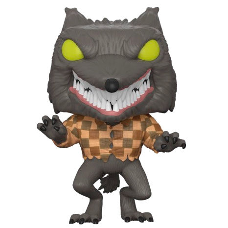 Photo du produit FUNKO POP DISNEY NBC WOLFMAN