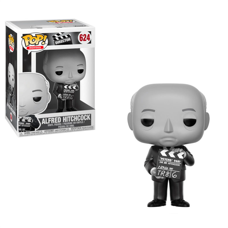 Photo du produit FIGURINE FUNKO POP DIRECTORS ALFRED HITCHCOCK