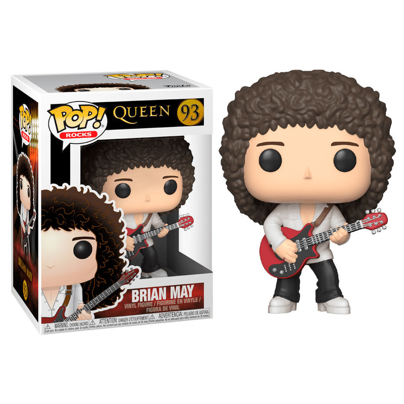 Photo du produit FIGURINE FUNKO POP QUEEN BRIAN MAY