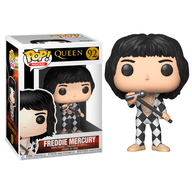 Photo du produit FIGURINE FUNKO POP QUEEN FREDDY MERCURY