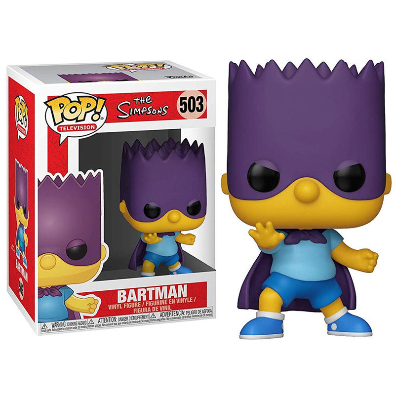Photo du produit FUNKO POP BARTMAN - THE SIMPSONS