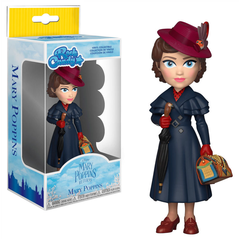 Photo du produit FUNKO ROCK CANDY DISNEY MARY POPPINS