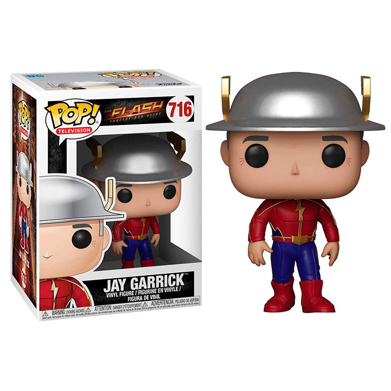 Photo du produit FUNKO POP DC COMICS THE FLASH JAY GARRICK