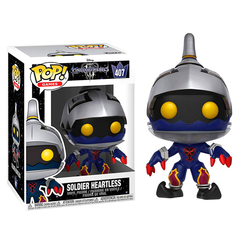 Photo du produit FIGURINE FUNKO POP DISNEY KINGDOM HEARTS 3 SOLDIER HEARTLESS