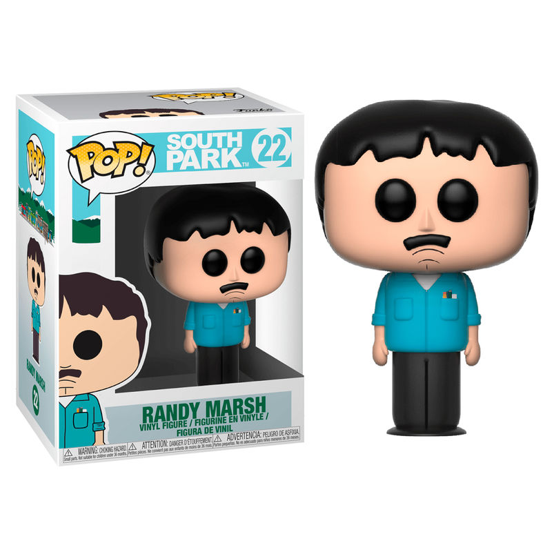 Photo du produit FIGURINE FUNKO POP SOUTH PARK RANDY MARSH