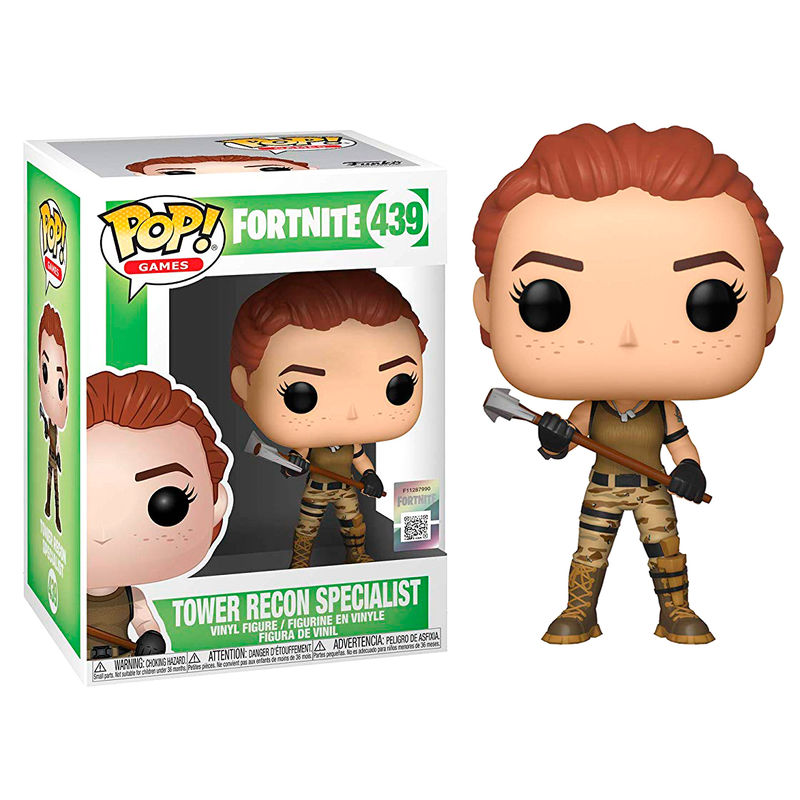 Photo du produit FIGURINE FUNKO POP FORTNITE TOWER RECON SPECIALIST