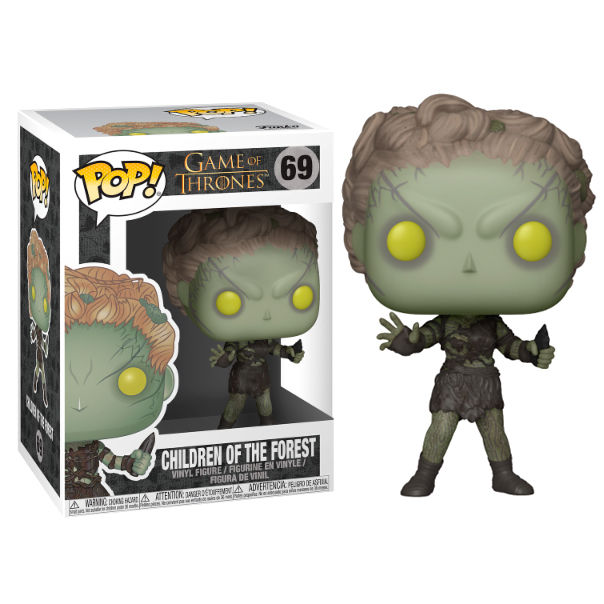 Photo du produit FIGURINE GAME OF THRONES FUNKO POP! CHILDREN OF THE FOREST