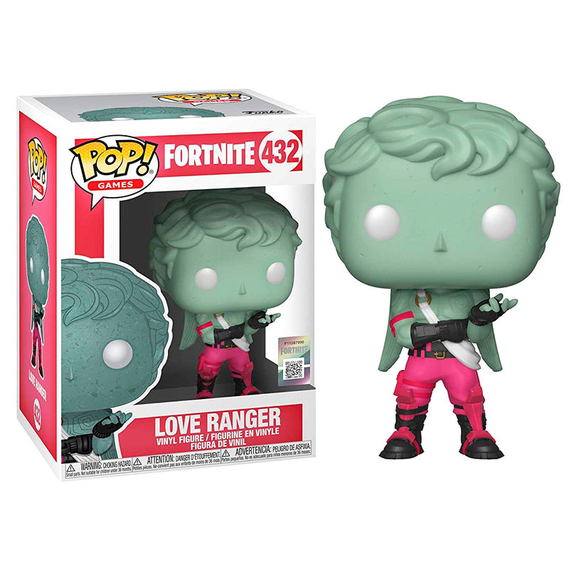 Photo du produit FIGURINE FUNKO POP FORTNITE LOVE RANGER