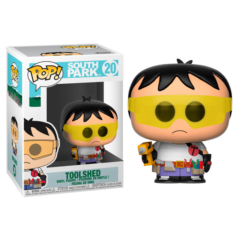 Photo du produit FIGURINE FUNKO POP SOUTH PARK TOOLSHED